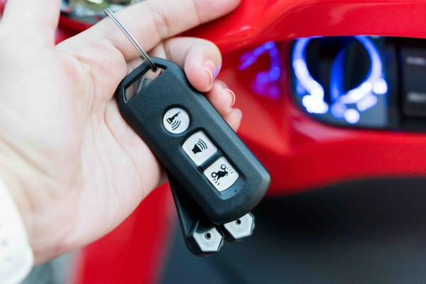 Smart Remote , Smart Key for motorcycle