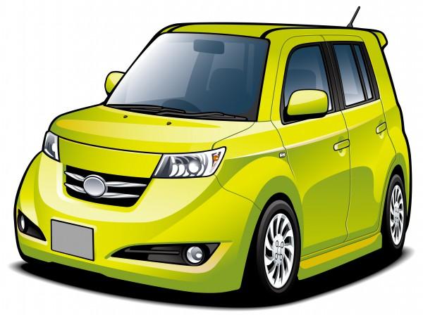【自動車】軽自動車