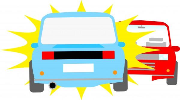 車対車事故