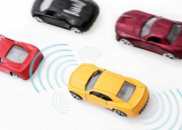 Image of automatic driving and drive assist
